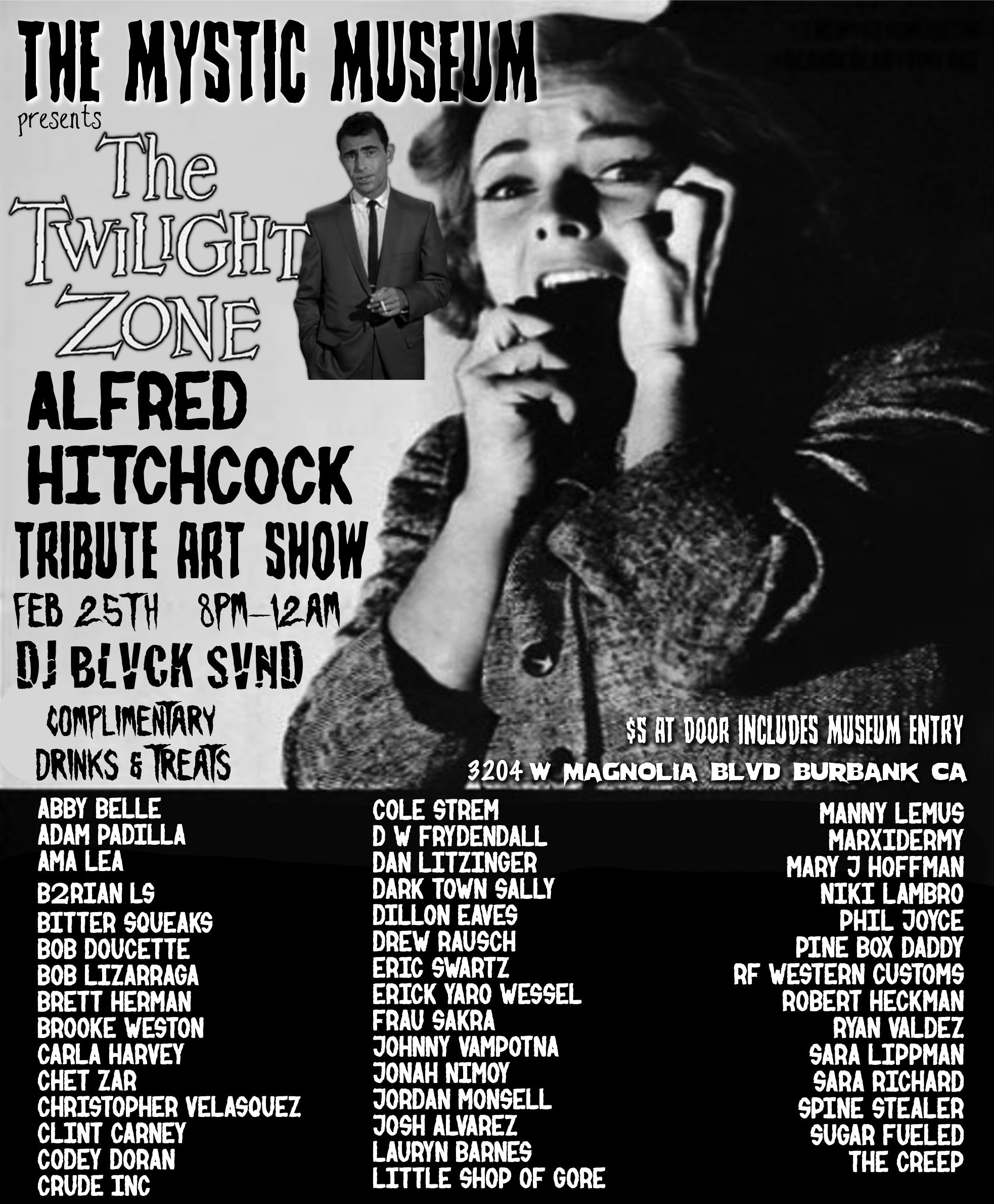 TZ HITCHCOCK OFFICIAL FLYER 1